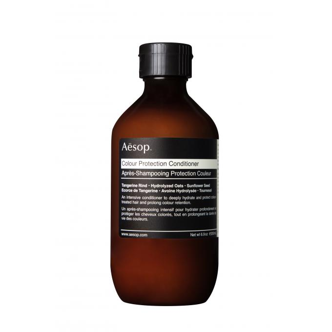 apr s shampooing protection couleur 200ml aesop apr s. Black Bedroom Furniture Sets. Home Design Ideas